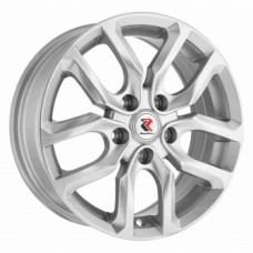 Replikey RK-L23F-Nissan 6,5х16 PCD:5x114,3  ET:40 DIA:66.1 цвет:S (серебро)
