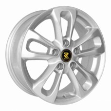 Replikey RK553Y-Honda 6,5х16 PCD:5x114,3  ET:45 DIA:64.1 цвет:S (серебро)
