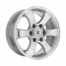 Replikey RK6005-Toyota 7,5х17 PCD:6x139,7  ET:25 DIA:106.2 цвет:SF (серебро,полировка)