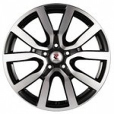Replikey RK95056-BMW 7,5х18 PCD:5x112  ET:51 DIA:66.6 цвет:BKF (черный)