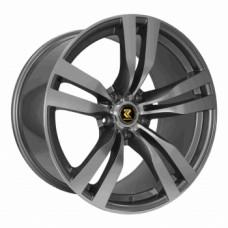 Replikey RK9567-BMW-X6-X5 10,0х20 PCD:5x120  ET:40 DIA:74.1 цвет:GMF (темно-серый,полировка)