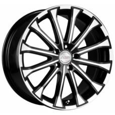Racing-Wheels H-461 8,5х20 PCD:5x108  ET:50 DIA:63.4 цвет:BKFP