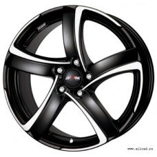 Alutec Shark 7,0х17 PCD:4x108  ET:45 DIA:63.4 цвет:Racing Black Front Polished