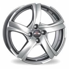 Alutec Shark-Silber 6,0х16 PCD:4x98  ET:40 DIA:58.1 цвет:Sterling-silber MP