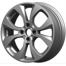 Скад KL-296-(Renault-Logan) 6,0х16 PCD:4x100  ET:40 DIA:60.1 цвет:artic grey