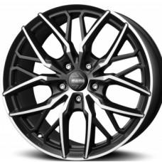 Momo SPIDER-SUV 10,0х21 PCD:5x112  ET:45 DIA:66.6 цвет:Black Matt polished