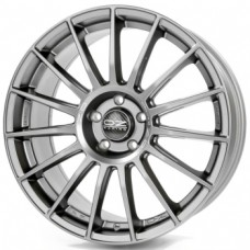 O.Z-Racing Superturismo-LM 8,0х18 PCD:5x120  ET:34 DIA:79.0 цвет:Matt Graph.+Silv.