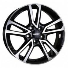 Alutec Tormenta 7,0х18 PCD:5x112  ET:35 DIA:57.1 цвет:Diamond Black Front Polished