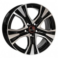 Remain Toyota-RAV4-(R159) 7,0х17 PCD:5x114,3  ET:39 DIA:60.1 цвет:алмаз черный