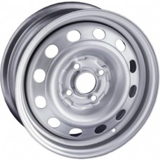 Trebl 6555 5,5х14 PCD:4x114,3  ET:44 DIA:56.6 цвет:S (серебро)