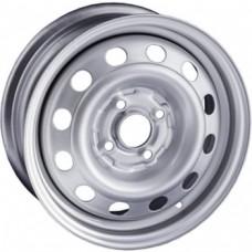 Trebl 8690 6,0х15 PCD:4x108  ET:27 DIA:65.1 цвет:S (серебро)