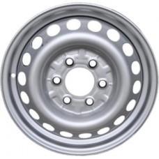 Trebl 9487 6,5х16 PCD:6x130  ET:62 DIA:84.1 цвет:S (серебро)