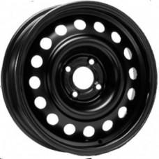 Trebl 9493 6,5х16 PCD:4x108  ET:23 DIA:65.1 цвет:BL (черный глянцевый)