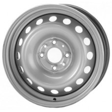 Trebl X40001 6,0х16 PCD:4x100  ET:52 DIA:54.1 цвет:S (серебро)