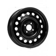 Trebl X40003 6,0х15 PCD:4x100  ET:40 DIA:56.6 цвет:BL (черный глянцевый)