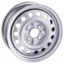 Trebl X40006 6,0х15 PCD:4x100  ET:45 DIA:56.6 цвет:S (серебро)