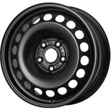 Trebl X40006 6,0х15 PCD:4x100  ET:45 DIA:56.6 цвет:BL (черный глянцевый)