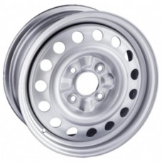 Trebl X40012 6,0х15 PCD:4x98  ET:38 DIA:58.1 цвет:S (серебро)