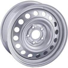 Trebl X40037 5,5х14 PCD:4x100  ET:45 DIA:60.1 цвет:S (серебро)