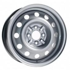 Trebl X40048 6,5х16 PCD:4x100  ET:40 DIA:60.1 цвет:S (серебро)