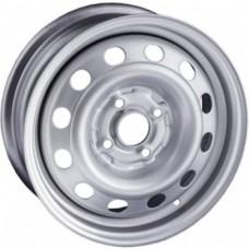 Trebl X40923 6,0х15 PCD:4x100  ET:46 DIA:54.1 цвет:S (серебро)