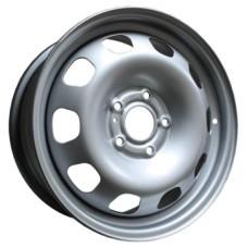 Тзск Nissan-Qashqai 6,5х16 PCD:5x114,3  ET:40 DIA:66.1 цвет:Серебро