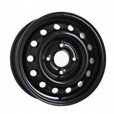 Тзск Chevrolet-Aveo 6,0х15 PCD:5x105  ET:39 DIA:56.5 цвет:черный-глянец