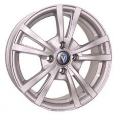 Tech-Line Venti-1404 5,5х14 PCD:4x100  ET:35 DIA:67.1 цвет:S (серебро)
