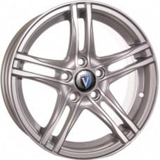 Tech-Line Venti-1505 6,0х15 PCD:5x100  ET:38 DIA:57.1 цвет:S (серебро)