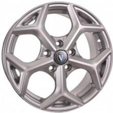 Tech-Line Venti-1612 6,5х16 PCD:5x108  ET:50 DIA:63.4 цвет:S (серебро)