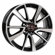 Remain Volkswagen-Jetta-(R162) 7,0х17 PCD:5x112  ET:54 DIA:57.1 цвет:алмаз черный
