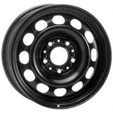 Magnetto 14016-AM-VW-Polo 5,0х14 PCD:5x100  ET:35 DIA:57.1 цвет:BL (черный глянцевый)
