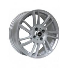 X-Race AF-04 6,0х15 PCD:4x100  ET:36 DIA:60.1 цвет:S (серебро)