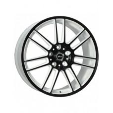 X-Race AF-06 6,5х16 PCD:5x112  ET:33 DIA:57.1 цвет:W+B