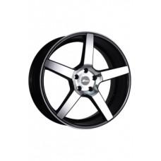 X-Race AF-07 6,0х15 PCD:4x100  ET:50 DIA:60.1 цвет:BKF (черный)
