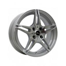 X-Race AF-10 6,0х15 PCD:4x100  ET:48 DIA:54.1 цвет:SF (серебро,полировка)