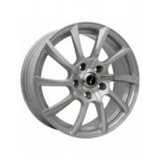 X-Race AF-14 6,0х14 PCD:4x98  ET:35 DIA:58.6 цвет:SF (серебро,полировка)