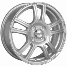 Диски LS-Wheels X-105 6,0х15 PCD:4x114,3 ET:40 DIA:66.1 цвет:HS