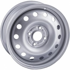 Диски Trebl 7985 6,0х15 PCD:4x114,3 ET:44 DIA:56.6 цвет:S (серебро)