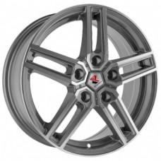 Диски Replikey RK301-Chevrolet-Aveo 6,0х15 PCD:5x105 ET:39 DIA:56.6 цвет:GMF (темно-серый,полировка)