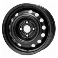 Диски KFZ 6565 5,5х14 PCD:4x100 ET:45 DIA:56.5 цвет:Black