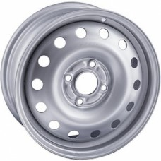 Диски Trebl 42B29C 5,0х13 PCD:4x98 ET:29 DIA:60.1 цвет:S (серебро)