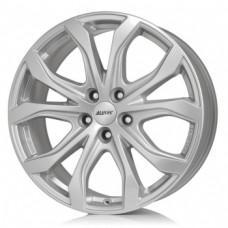 Диски Alutec W10 7,0х16 PCD:5x112 ET:39 DIA:66.5 цвет:polar silver