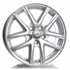Диски Nitro Y4925 6,5х16 PCD:5x112 ET:46 DIA:57.1 цвет:S (серебро)