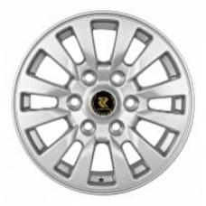 Диски Replikey RK-L16H-Mitsubishi 7,0х16 PCD:6x139,3 ET:38 DIA:67.1 цвет:S (серебро)