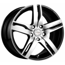 Диски Racing-Wheels H-459 6,5х15 PCD:5x105 ET:35 DIA:56.6 цвет:BK/FP