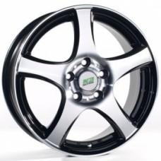 Диски LS-Wheels Y279 5,5х13 PCD:4x98 ET:35 DIA:58.6 цвет:BFP