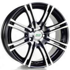 Диски LS-Wheels Y3153 5,5х13 PCD:4x98 ET:35 DIA:58.6 цвет:BFP