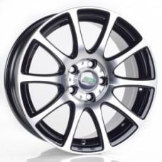 Диски LS-Wheels Y1010 5,5х13 PCD:4x98 ET:35 DIA:58.6 цвет:BFP