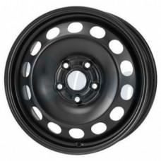 Диски LS-Wheels X40017 7,0х17 PCD:5x105 ET:42 DIA:56.6 цвет:BL (черный глянцевый)